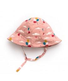 Chapéu Balões Rosa