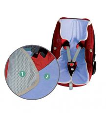 Protector Cadeira Anti-Transpirante