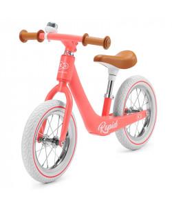 Bicicleta de Equilíbrio Rapid - Coral