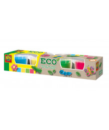 Plasticina Eco Play - 4x90gr