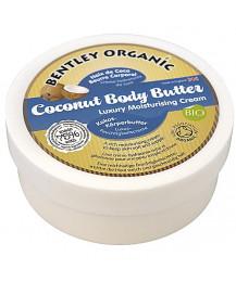 Manteiga Corporal de Côco Biológica - 200g