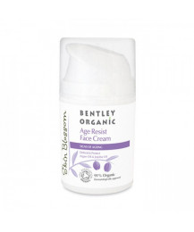 Creme de Rosto Age Resist - Bentley Organic - 50ml