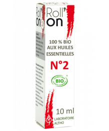 Roll´on nº2 - Hematomas - 10ml