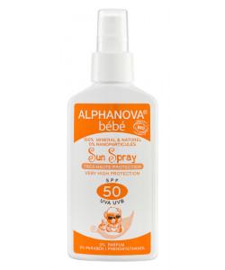 Protector Solar Spray Biológico Mineral Baby - SPF 50