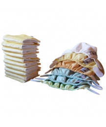 Fraldas Pop-in Newborn - Pack x 6 - 2-5.5kg