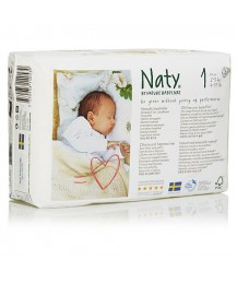 Eco Nappies Naty - Size 1