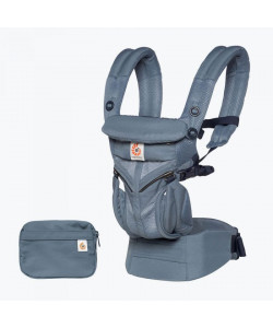 "Ergobaby 360 Omni Cool Air -""Oxford Blue"" 3.2kg - 20kg"