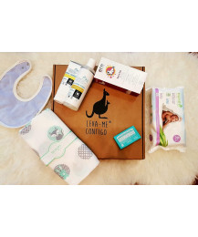 """Welcome Baby"" Gift Set"