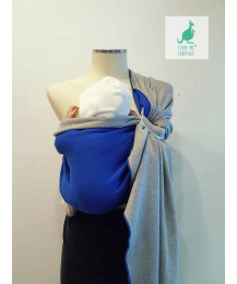 Ring Sling Grey/Blue Valentine
