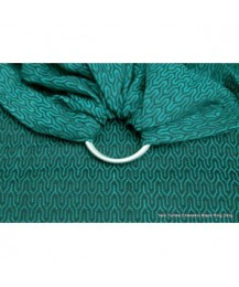 Ring Sling Turtle Emerald Black