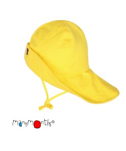 Chapéu Cânhamo Manymonths - Daffodil