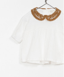 Blusa Gola Crochet - Play Up