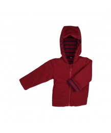 Casaco Reversível Vermelho