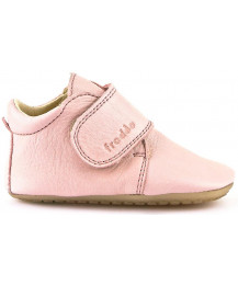 Sapatos Primeiros Passos Rosa