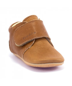 Sapatos Sola Mole - Cognac