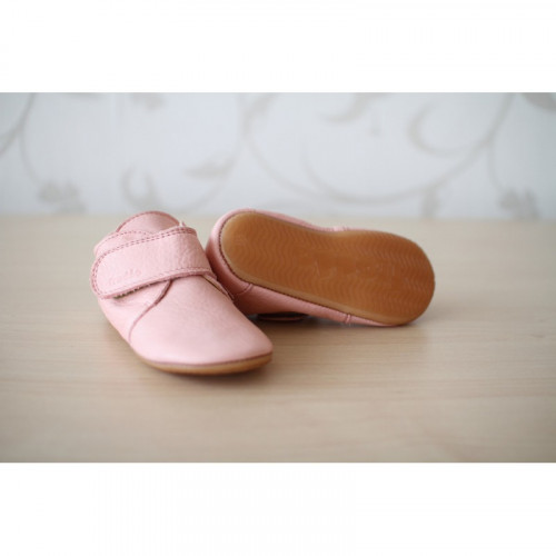 1bcad92b4 Sapato Primeiros Passos Rosa