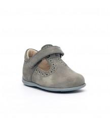 Sapato Rocco Cinza